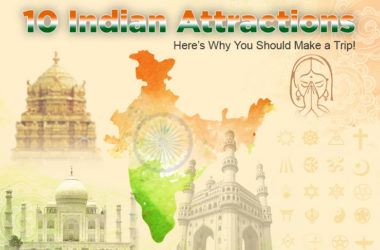 9 Indian Attractions