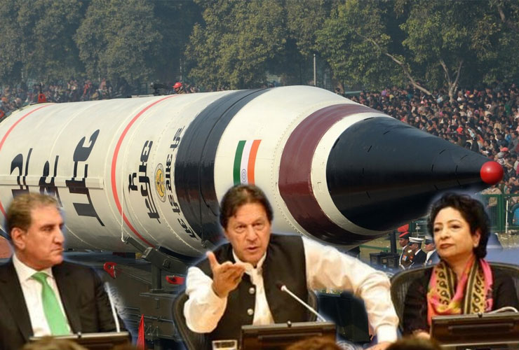 Article 370 Debate Intensifies, Pak Warns of 'Nuclear War'!