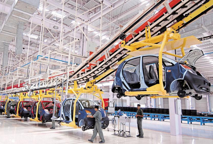 Indian Auto Industry: A Million Jobs Under Question, Where's It Headed Towards?