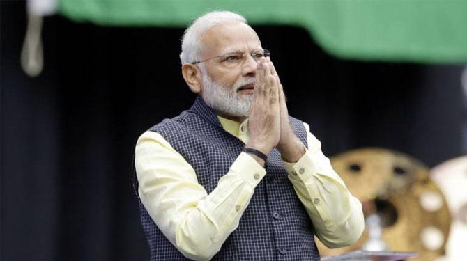 PM Narendra Modi in India