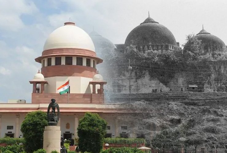 Ayodhya Dispute: SC's 2nd Largest Hearing Ends, Final Verdict in 23 Days!