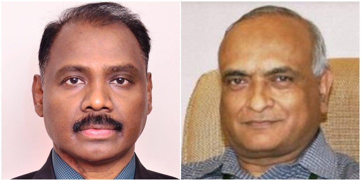 Girish Chandra Murmu and Radha Krishna Mathur Governors of J&K and Ladakh