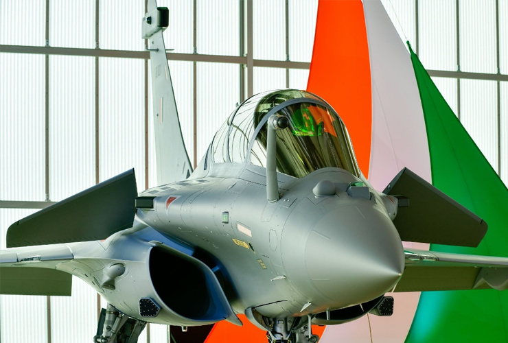 India Gets Its First Rafale Fighter Jet, All '36' by Apr 2022