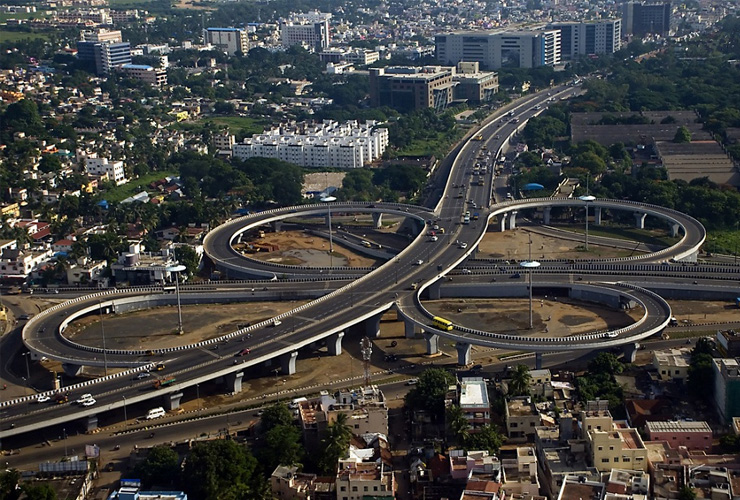 India Plans USD 1.4 Tn Spending for Infra Development