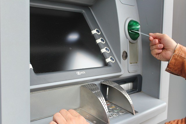 Indian ATMs