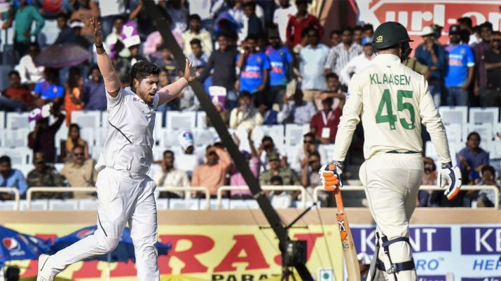 Indian Bowlers Closed the Last Day of the Final Test