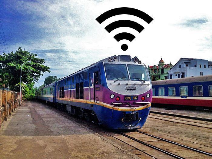 Indian Railways WiFi Services