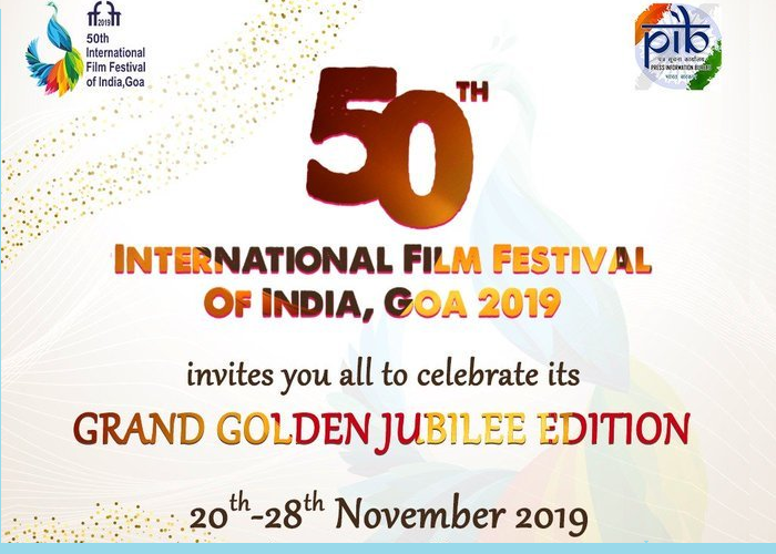 50th IFFI To Feature 200 Best Films from 76 Nations