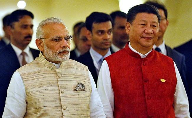 Modi Jinping Meet