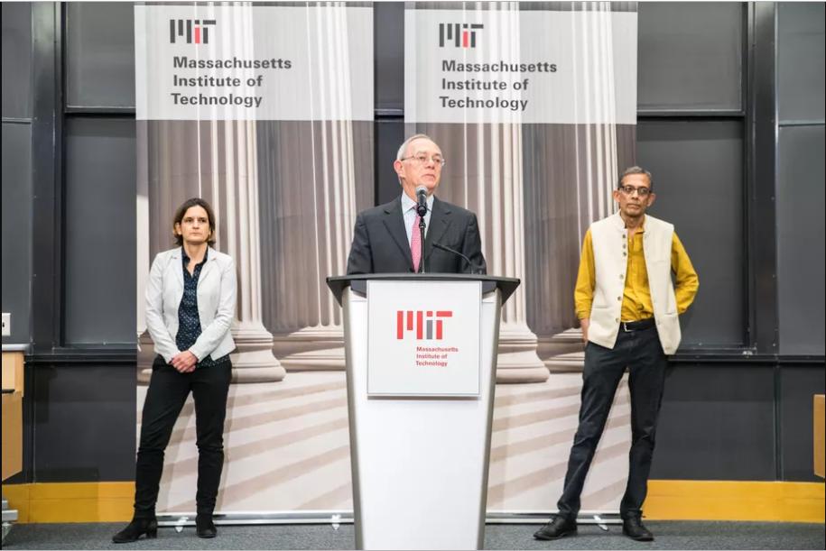 Nobel Prize in Economics 2019 for 'Work on Poverty'