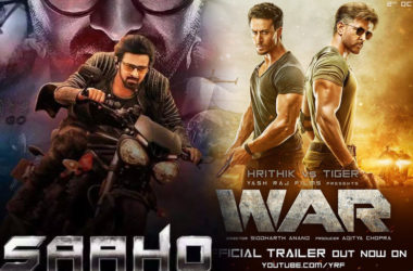 Prabhas Sahoo, Hrithiks War Join Top 20 Highest-Grossing Indian Films