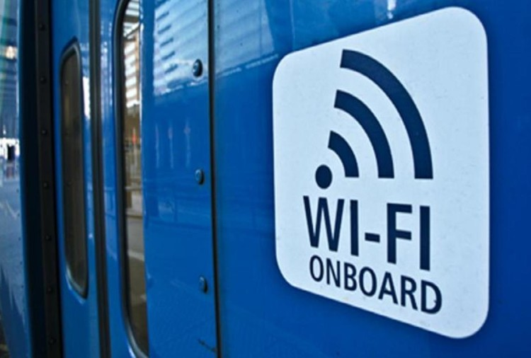 WiFi Services in Running Trains