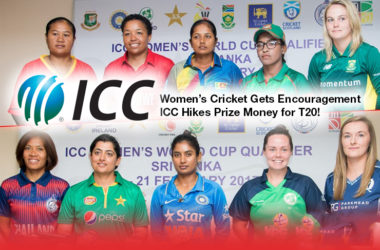 Womens Cricket Gets Encouragement