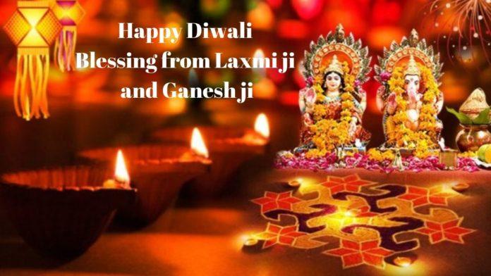 Worship of Goddess Lakshmi