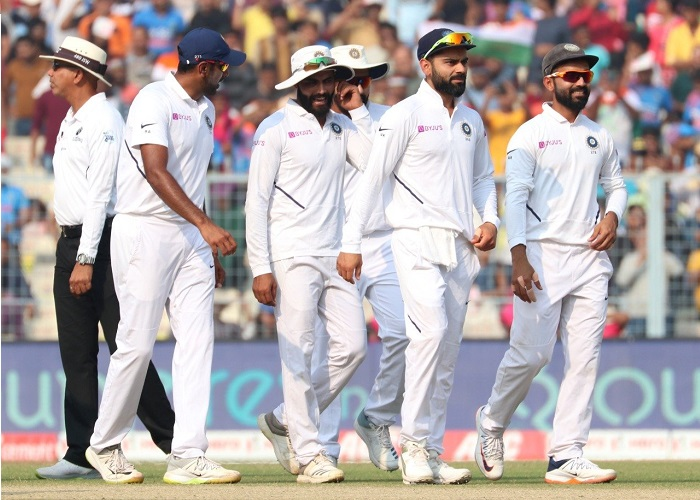 2019 – A Record 'Cricket' Year for Team India