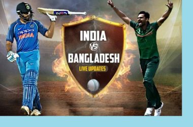 All Set for India vs Bangladesh T20 International - Watch Live Stream!