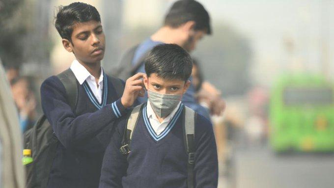 Air Quality Delhi