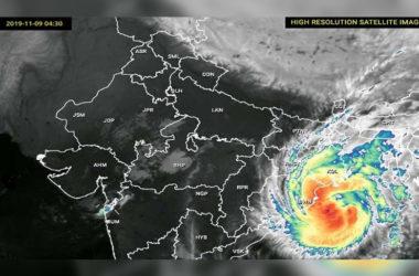 Cyclone 'Bulbul'