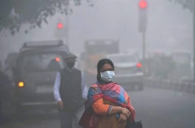 Delhi's Population Levels Turn 'Hazardous'