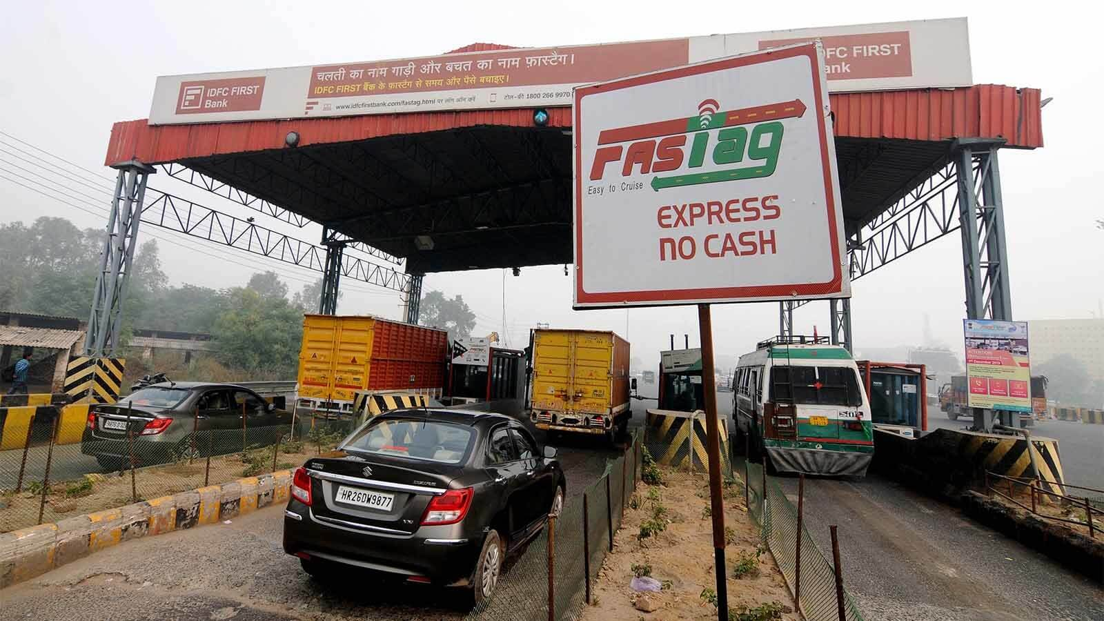 Fastag Express No Cash