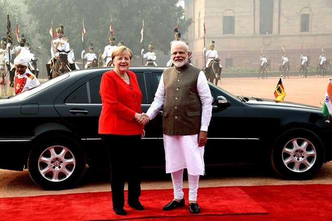 Germany and India Bilateral Cooperation