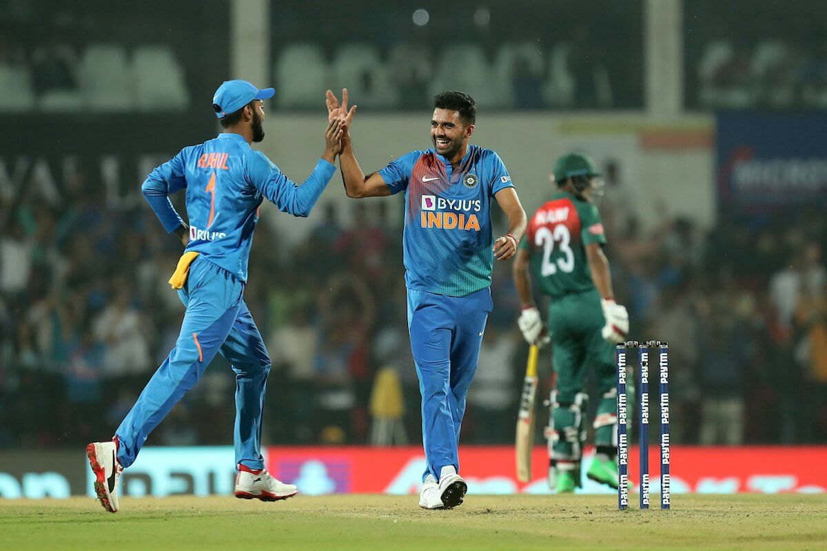 Ind Vs BNG T20I