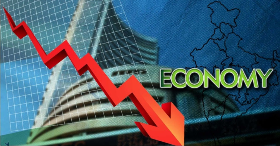 India's GDP Fallen