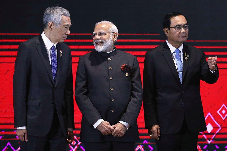 India 35th ASEAN Summit