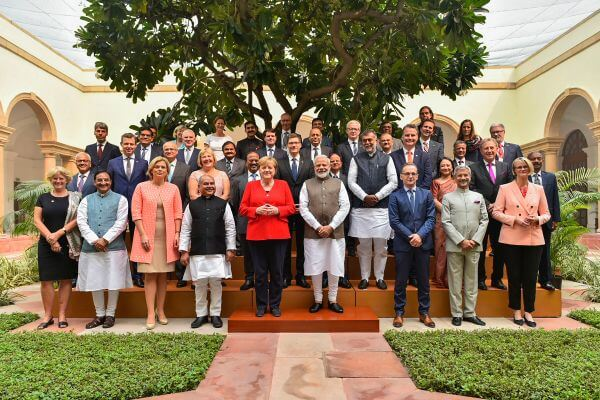 India and Germany Bilateral Cooperation