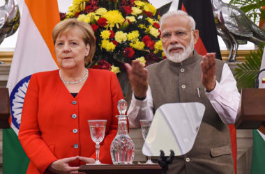 India, Germany Ink 17 Deals in Various Sectors