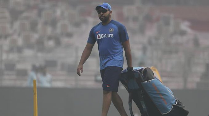 India T20I Captain Rohit Sharma
