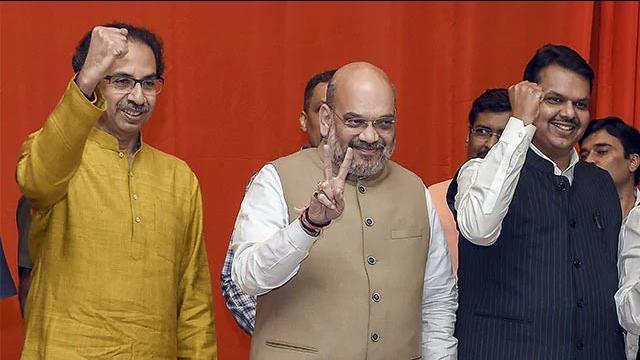 Maharashtra Political Parties