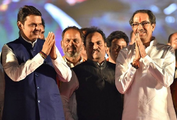 Row over Maha CM post Continues; Prez Rule Likely!