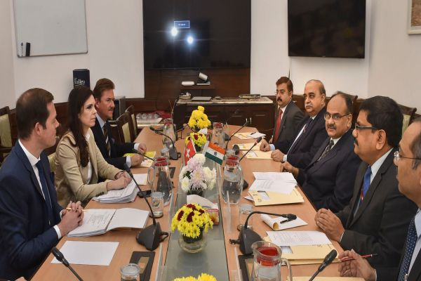 Swiss Government Sharing Information to Indian Government