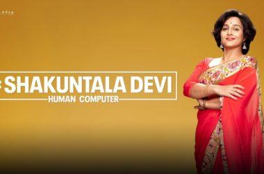 'Shakuntala Devi - Human Computer' Movie