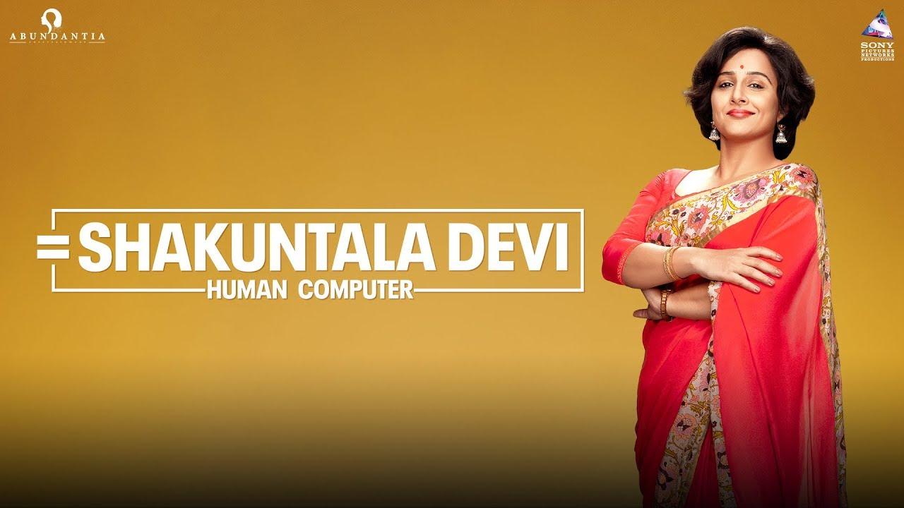 'Shakuntala Devi – Human Computer', The Next Bollywood Biopic!