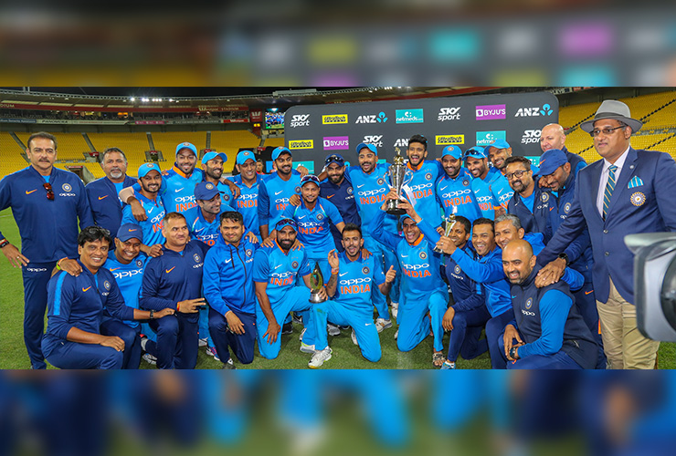 India becomes the Best ODI Team of the Decade