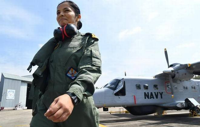 Shivangi, India's First Woman Pilot Arrives for Armed Forces