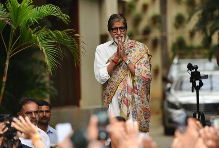 Amitabh Bachchan to be Bestowed with Dada Saheb Phalke Award