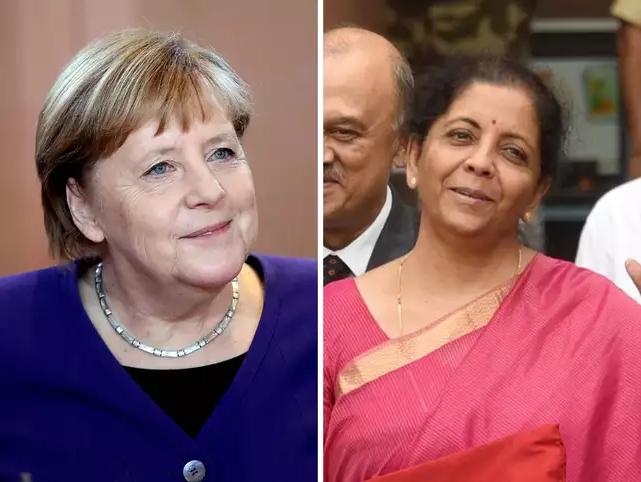 Forbes 'World's Most 100 Powerful Women': Nirmala Sitharaman Ranks 34th!