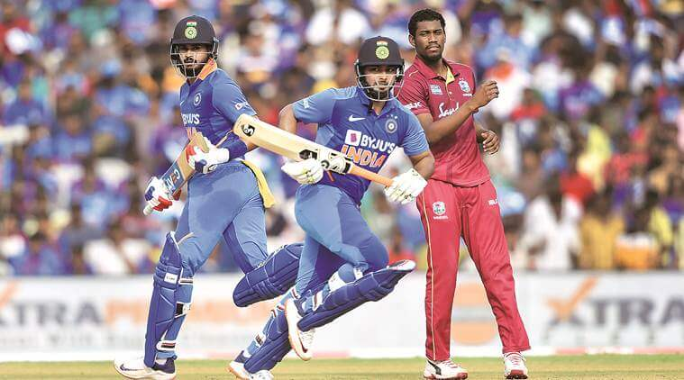 India Vs West Indies ODI Series