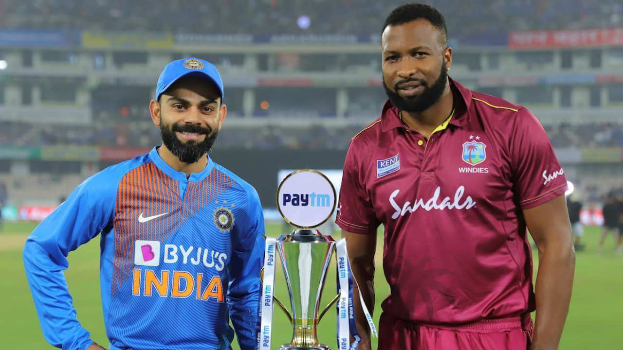 India Vs West Indies ODI: India's Big Win in Match-2 Levels Series