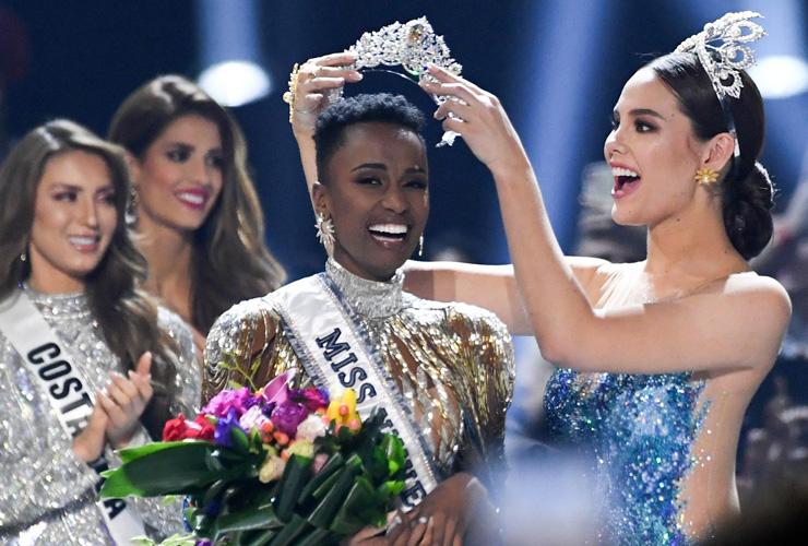 Miss Universe 2019 Goes to 'Miss South Africa' Zozibini Tunzi