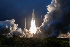 Gsat-30: ISRO's First Satellite in 2020 Launched!