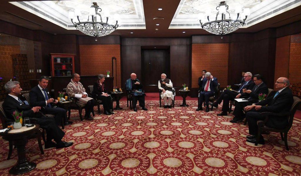Raisina Dialogue 2020