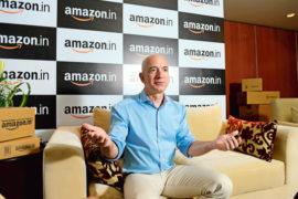 Jeff Bezos India Trip