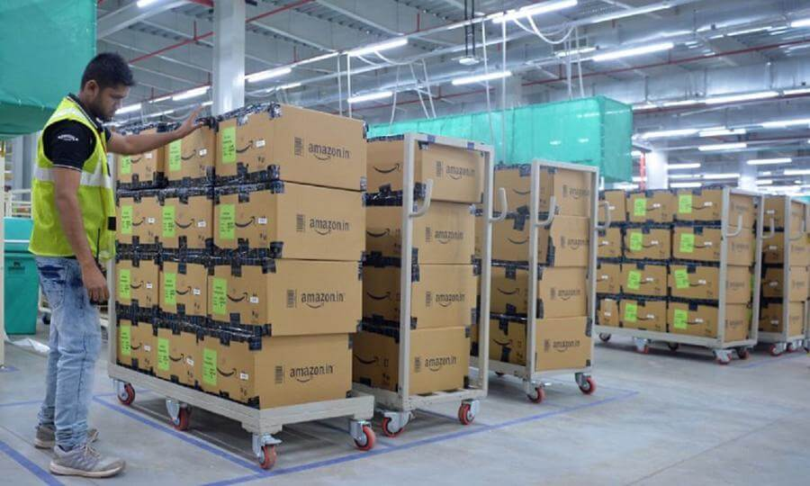Amazon Indian Retail Market
