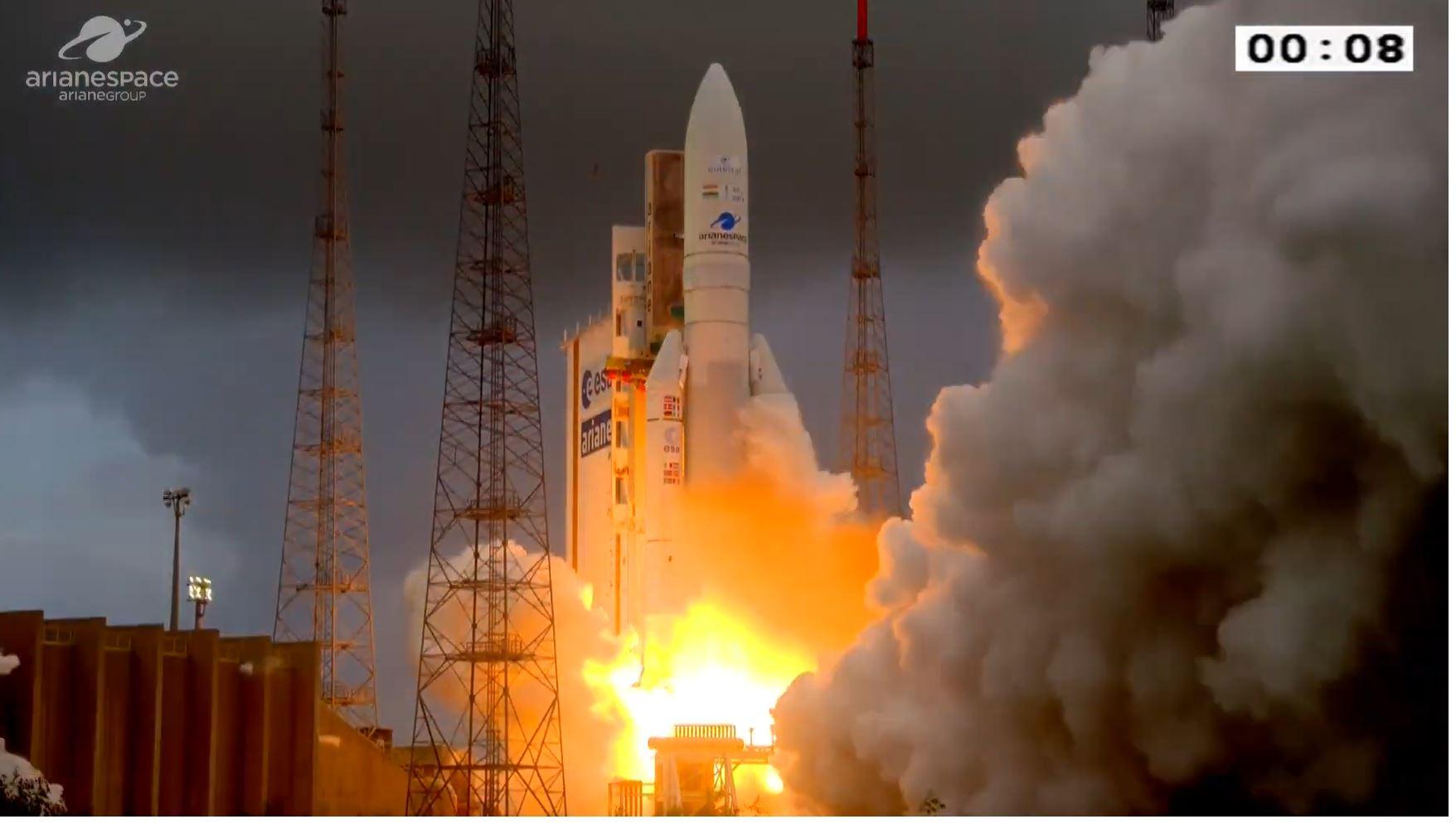 GSAT30 Launch