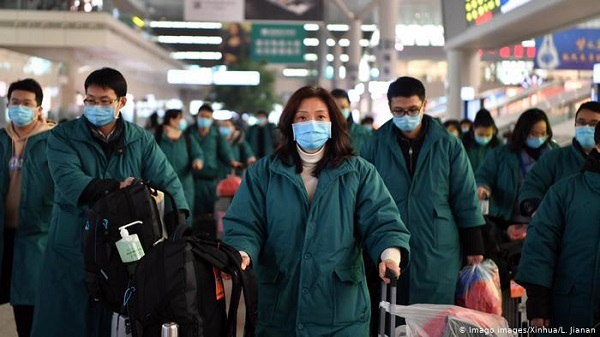 Evacuation of Foreign Nationals from China Begins