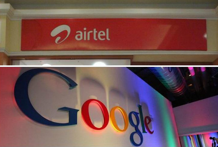 Google Signs Cloud Deal with Airtel for Indian Market